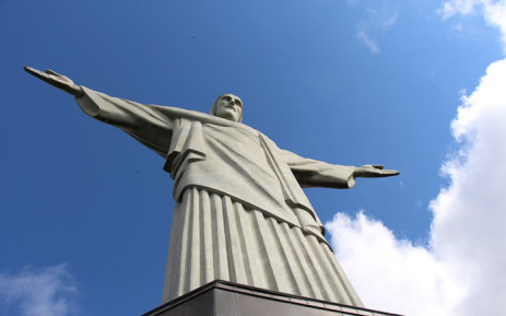 A general view of Christ the Redeemer in Rio de Janeiro, Brazil. Picture: Pixabay.com.