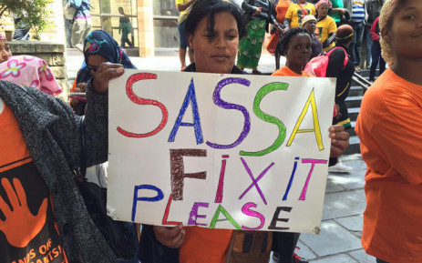 FILE: Social Development says it's reported the matter to the South Africa Social Security Agency (Sassa). Picture: Natalie Malgas/EWN.