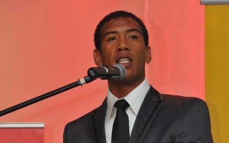 FILE: Former Springbok winger Ashwin Willemse. Picture: Facebook.com