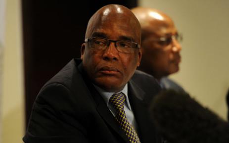 Health Minister Aaron Motsoaledi. Picture: Werner Beukes/SAPA