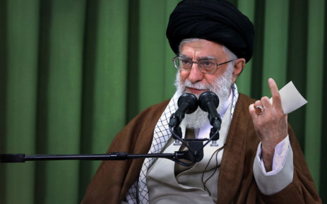 FILE: Iran's Supreme Leader Ayatollah Ali Khamenei. Picture: AFP