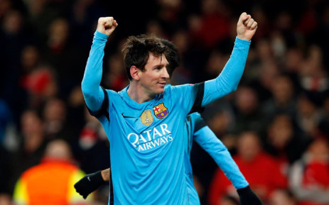 FILE: Barcelona striker Lionel Messi. Picture: Barcelona FC/Facebook.