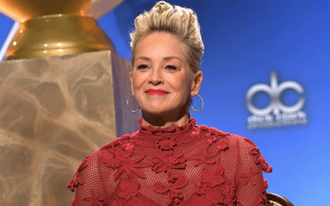 FILE: Sharon Stone attends the 75th Annual Golden Globe Nominations Announcement on 11 December 2017 in Los Angeles. Picture: AFP.