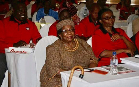 Late human rights activist Emma Mashinini. Picture: @GautengProvince