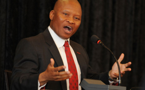 Chief Justice Mogoeng Mogoeng. Picture: EWN