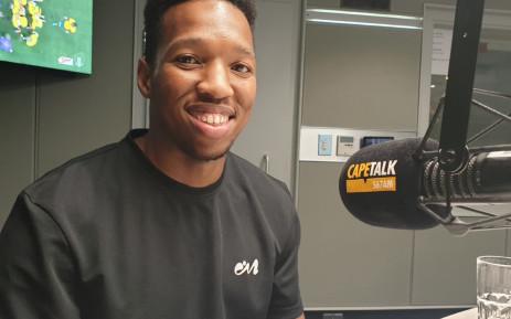 FILE: SA para-athlete and world champion Mpumelelo Mhlongo. Picture: Cape Talk