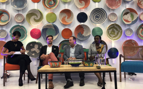 Delegates from across the continent discuss how tourism and technology could enable economic empowerment in Africa during the African Travel Summit in Langa, Cape Town, on 12 September 2018. Picture: Kaylynn Palm/EWN