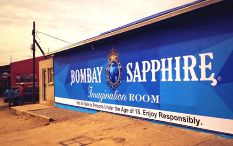 The Bombay Imagination Room in Soweto. Picture: Twitter via @Toolz.