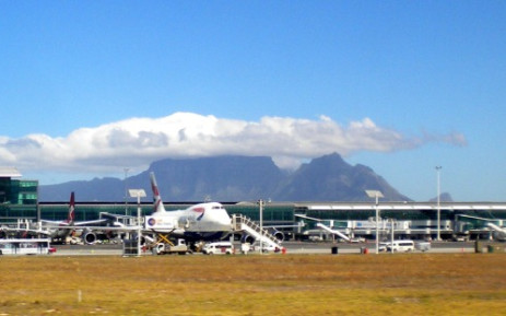 FILE. Cape Town International Airport. Picture: Andres de Wet/Wikimedia Commons.