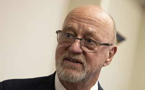Derek Hanekom pictured at the Durban High Court on 23 August 2019. Picture: Xanderleigh Dookey/EWN.