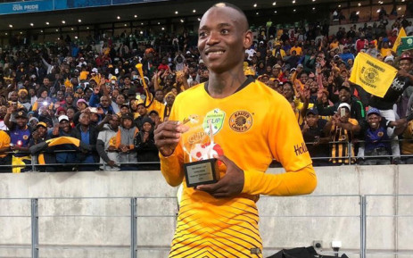 Kaizer Chiefs talisman Khama Billiat. Picture: Twitter/@iamkhamabilliat