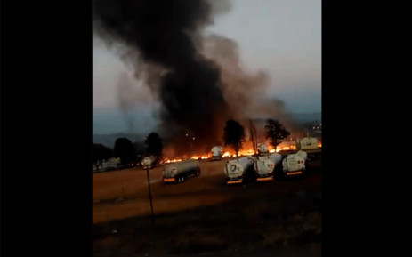 Protesters burn brewery partly owned by King Mswati III as tensions escalate