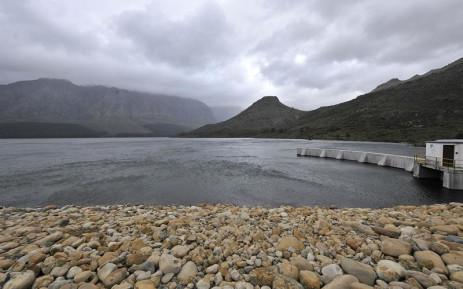 Wemmerhoek Dam. Picture: capetown.gov.za