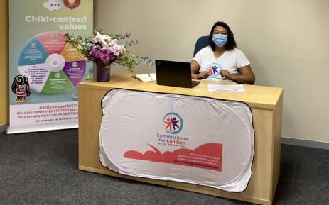Western Cape Children's Commissioner Christina Nomdo. Picture: @NomdoChristina/Twitter