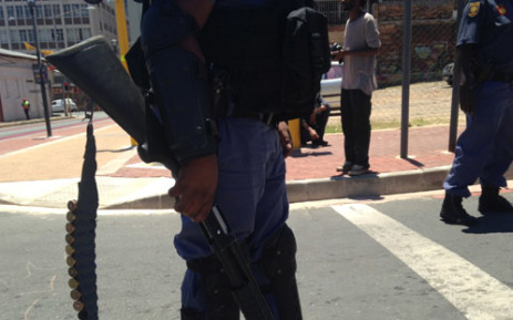 FILE: Popcru has blamed the incident on racism. Picture: Reinart Toerien/EWN.