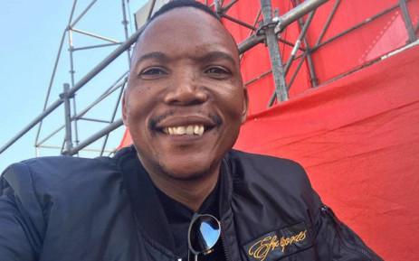 Gospel artist and pastor Neyi Zimu. Picture: @NeyiZimuMusic/Twitter.