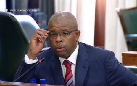 FILE: Former CEO of Passenger Rail Agency of South Africa (Prasa) Lucky Montana. Picture: YouTube screengrab.
