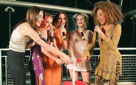 FILE: Spice Girls. Picture: @spicegirlsnet/Instagram.