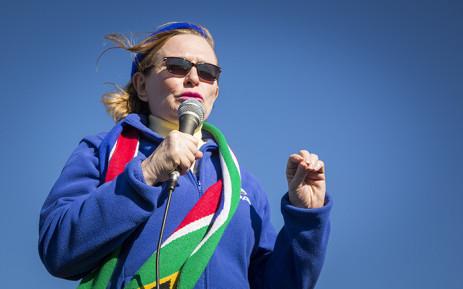 Western Cape Premier Helen Zille. Picture: Aletta Harrison/EWN.