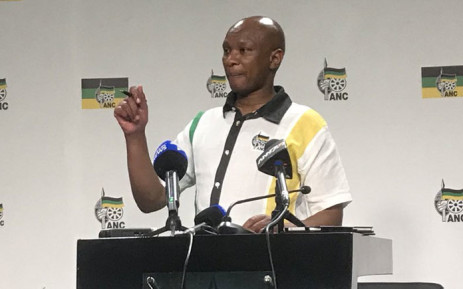 ANC national spokesperson Zizi Kodwa. Picture: @MYANC/Twitter