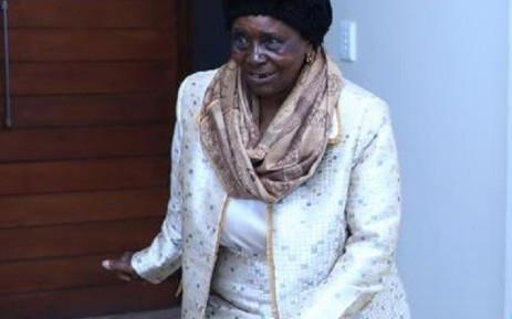 Julius Malema's grandmother Koko Sarah. Picture: JuliusMalema/Twitter