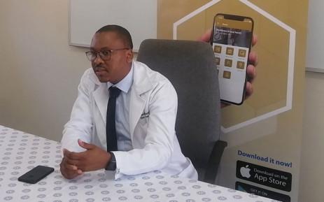 Gauteng Health MEC Dr Bandile Masuku. Picture: @bandilemasuku/Twitter