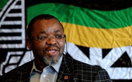 Gwede Mantashe. Picture: EWN