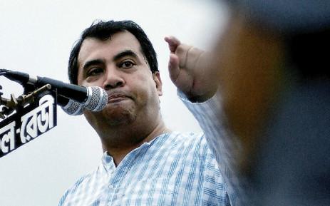 FILE: Saber Hossain Chowdhury. Picture: AFP.