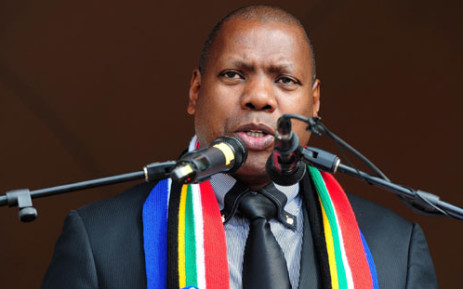 Treasurer General Zweli Mkhize. Picture: GCIS.