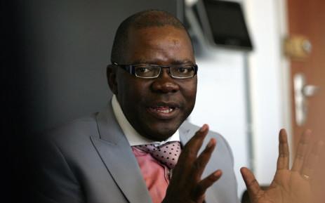 FILE: Tendai Biti. Picture: AFP.