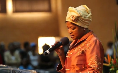 Opposition parties have tabled a vote of no confidence after accusing Baleka Mbete of lacking objectivity. Picture: EWN.