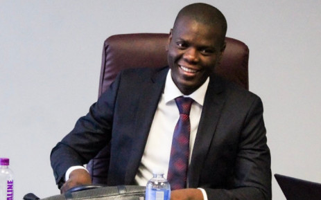 Justice and Correctional Services Minister Ronald Lamola. Picture: @RonaldLamola/Twitter