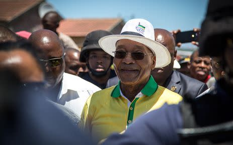 ANC President Jacob Zuma. Picture: EWN