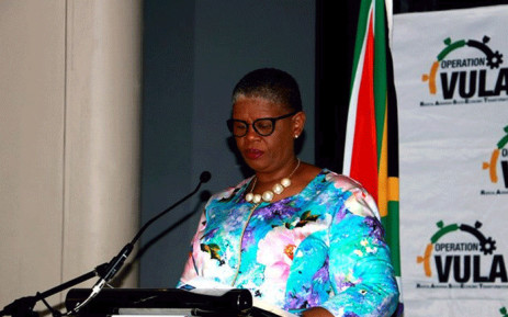 FILE: Zandile Gumede is accused of fraud, corruption and racketeering relating to a 2016 waste collection tender worth more than R200 million. Picture: @eThekwiniM/Twitter.
