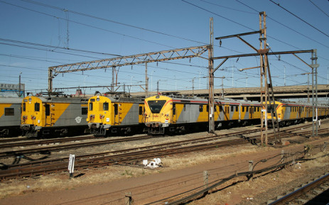 FILE: Metrorail trains. Picture: Wikimedia Commons