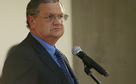 Deputy Agriculture Minister Pieter Mulder. Picture: EWN.