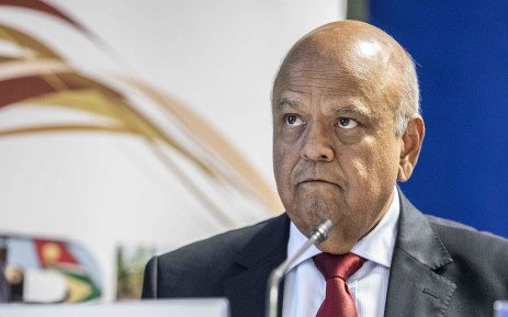 FILE: Public Enterprises Minister Pravin Gordhan at a press briefing at Lethabo power station. Picture: Abigail Javier/EWN