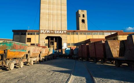 Harmony's Kusasalethu mine. Picture: harmony.co.za