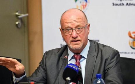 FILE: Former Tourism Minister Derek Hanekom. Picture: GCIS.