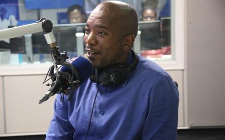DA leader Mmusi Maimane. Picture: 702