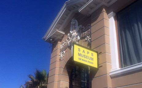 The Saps Museum in Muizenberg, Cape Town. Picture: Monique Mortlock/EWN.