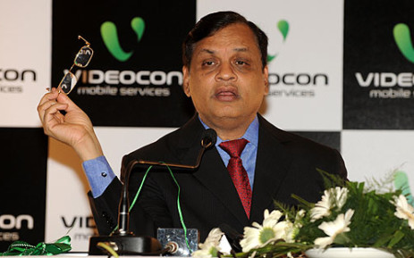Indian billionaire Venugopal Dhoot and APC.N have launched the auction of a 20% stake in a Mozambique gas field. Picture: AFP