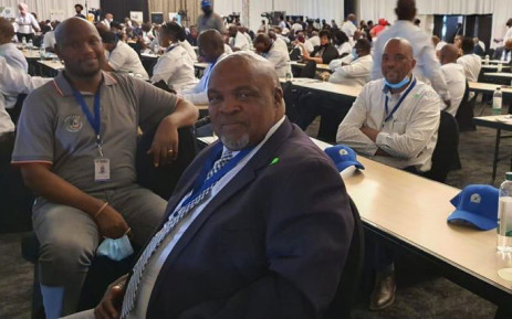 VIctor Wiwi (foreground). Picture: Supplied