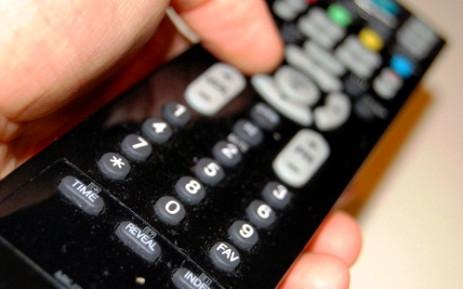 FILE: A television remote control. Picture: espensorvik/Flickr.