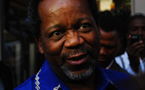 ACDP leader Kenneth Meshoe. Picture: EWN
