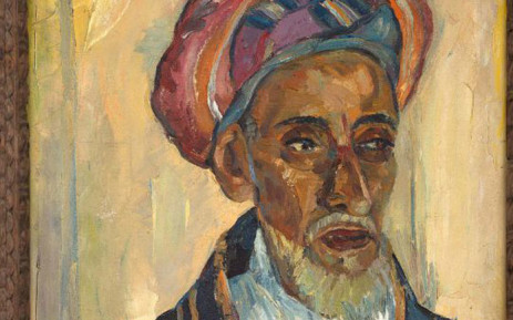 Irma Stern's 'Arab' sold at an auction in Cape Town on 19 March 2019 for just over R20 million. Picture: straussart.co.za