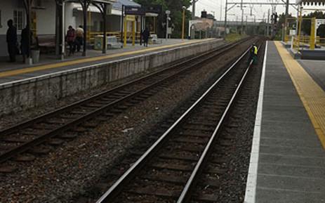 A Metrorail train station in Cape Town. Picture: Regan Thaw/EWN