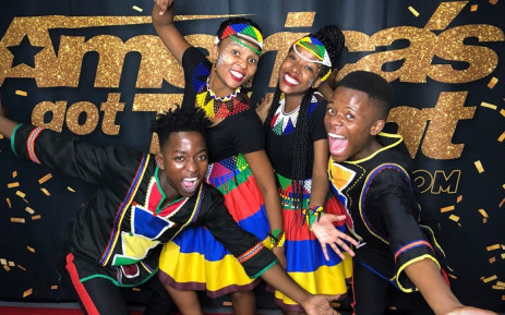 SA Youth Choir Rocks 'America's Got Talent'