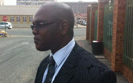 Former Crime intelligence boss Richard Mdluli. Picture: Barry Bateman/EWN.
