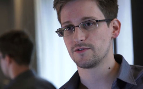 NSA whistleblower Edward Snowden. Picture: AFP